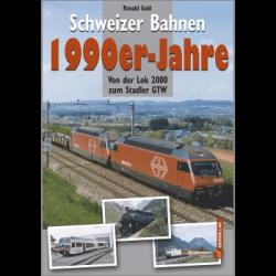 Schweizer Bahnen 1990er-Jahre