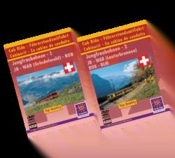 Führerstandsmitfahrten Jungfraubahn Teil 1 &Teil 2