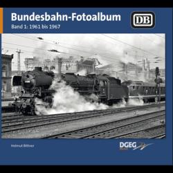 Bundesbahn - Fotoalbum Band 1