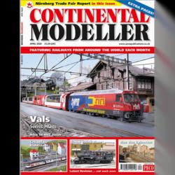 Continental Modeller April 2020