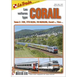 Les voitures CORAIL - Tome 2