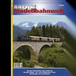 MBW Modellbahnwelt 2/2020
