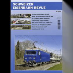 Schweizer Eisenbahn-Revue 5 - 2020