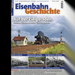 Eisenbahn Geschichte Nr. 100