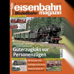 eisenbahn magazin 07/20