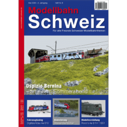 Modellbahn Schweiz 6