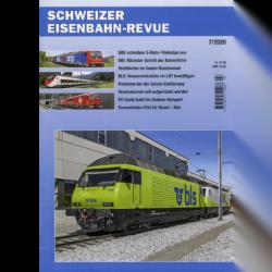 Schweizer Eisenbahn-Revue 7 - 2020