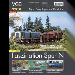 Faszination Spur N - Ausgabe 2 mit DVD