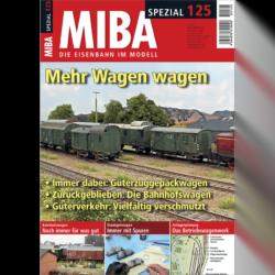 MIBA Spezial 125