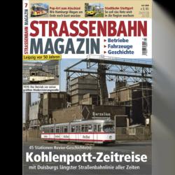 Straßenbahn Magazin 07/20