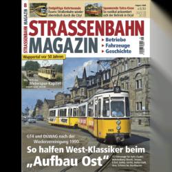 Straßenbahn Magazin 08/20