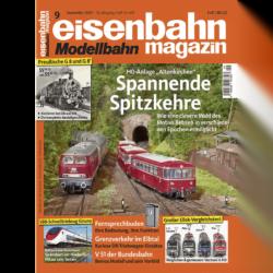 eisenbahn magazin 09/20