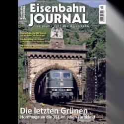 Eisenbahn Journal 8/9-2020