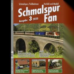 Schmalspurfan 3 - 2020