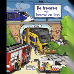 De treinreis van Tommie en Tess