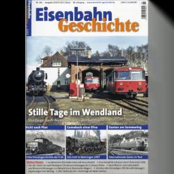 Eisenbahn Geschichte Nr 102