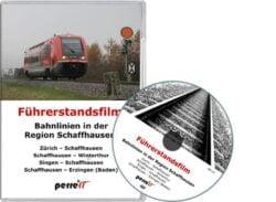 Bahnlinien in der Region Schaffhausen