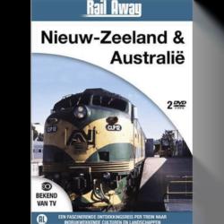 Rail Away - Nieuw-Zeeland & Australië