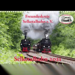 Selketalbahn 2021 Kalender