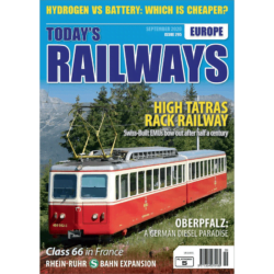 Today's Railways Europe 295