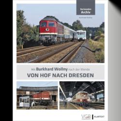 Von Hof nach Dresden