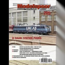 Modelspoormagazine 205