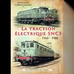 Dvd la traction électrique SNCF 1960-1980