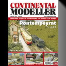 Continental Modeller February 2021