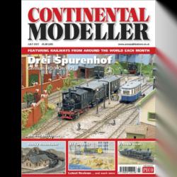 Continental Modeller July 2021