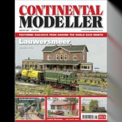 Continental Modeller August 2021