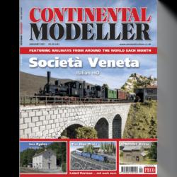 Continental Modeller January 2021