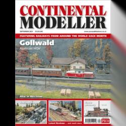 Continental Modeller september 2021