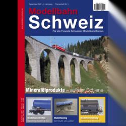 Modellbahn Schweiz Themenheft Nr. T3