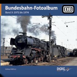 Bundesbahn - Fotoalbum Band 3