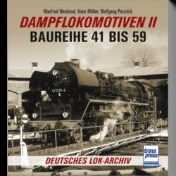 Deutsches Lok-Archiv - Dampflokomotiven II