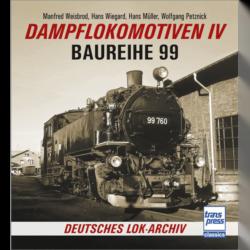 Deutsches Lok-Archiv - Dampflokomotiven IV