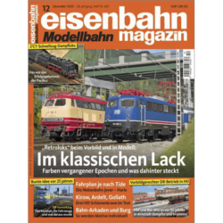 Eisenbahn Magazin 12/20