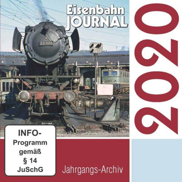 Eisenbahn Journal - Jahrgangs-Archiv 2020