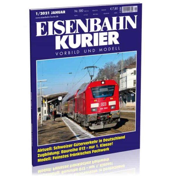 Eisenbahn-Kurier 1/2021