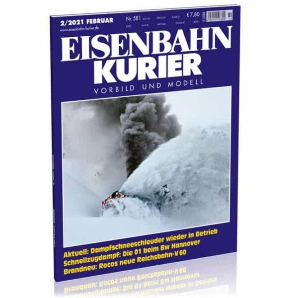 Eisenbahn-Kurier 2/2021