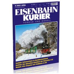 Eisenbahn-Kurier 4/2021