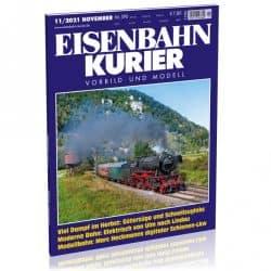 Eisenbahn-Kurier 11/2021
