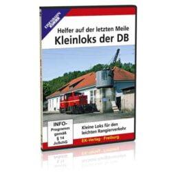 DVD - Kleinloks der DB