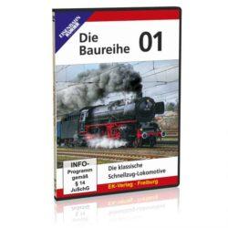 DVD - Die Baureihe 01