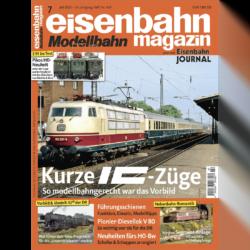 eisenbahn magazin 07/21