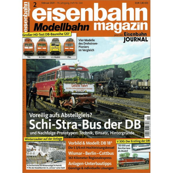 Eisenbahn Magazin 2/2021
