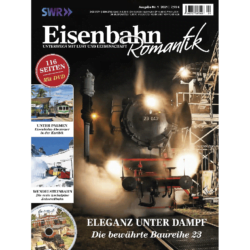 Magazin Eisenbahn-Romantik 1/2021