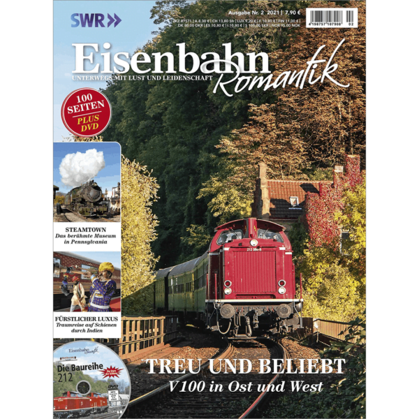 Magazin Eisenbahn-Romantik 2/2021