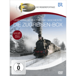 Die große Eisenbahn-Box (3 DVDs)