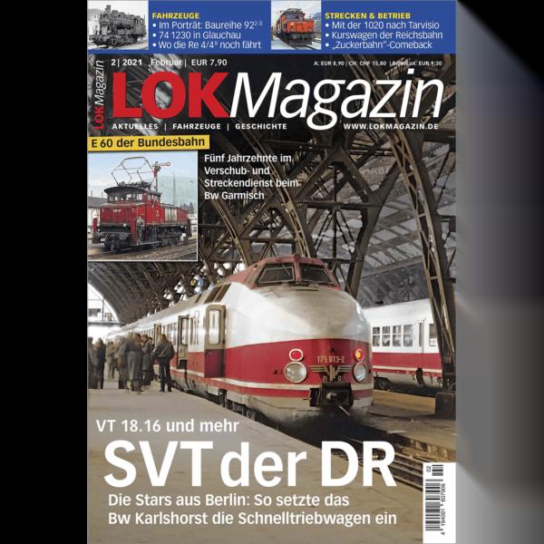 Lok Magazin 2/21